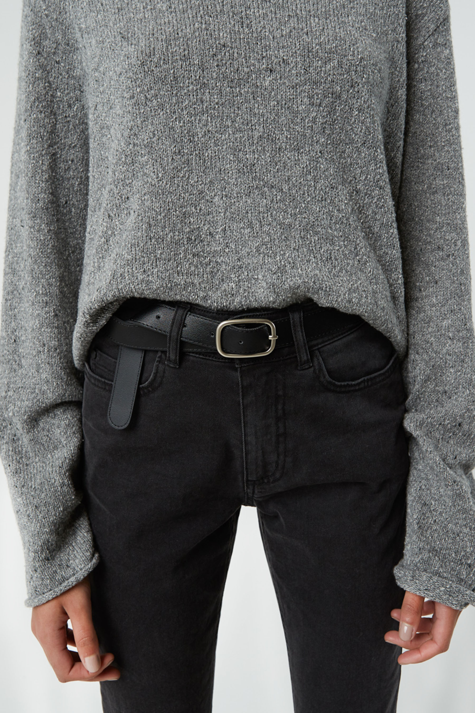 Belt J002 Black 1