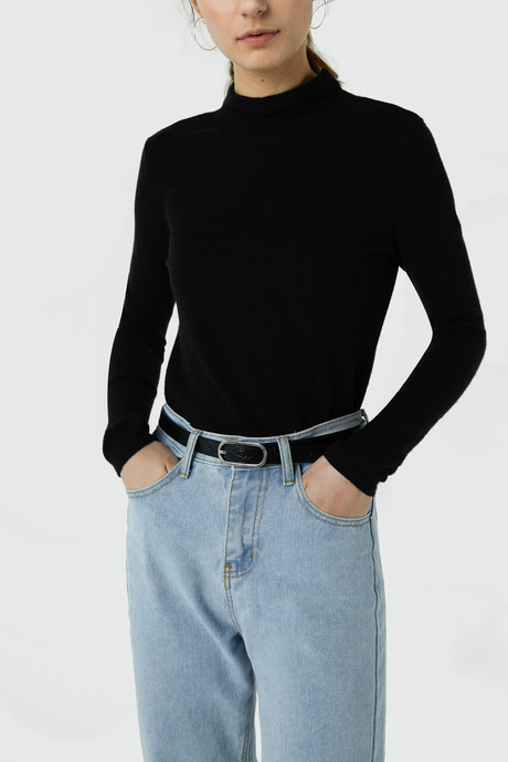 Belt J010 Black 1
