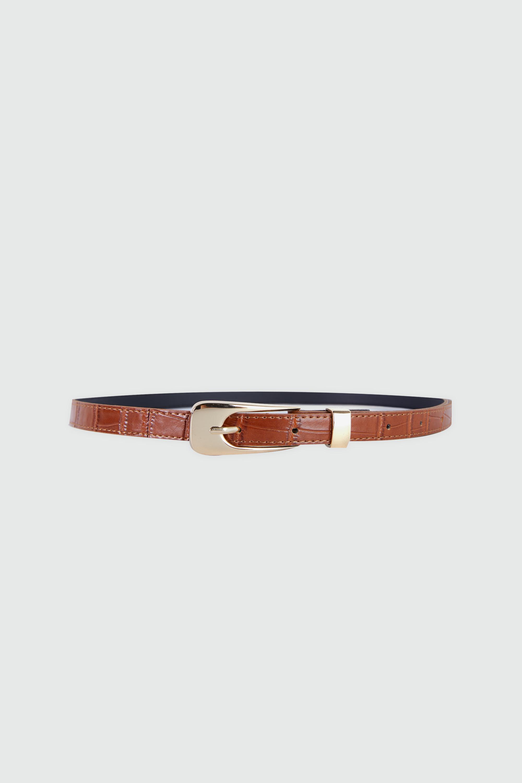 Belt J011 Taupe 1