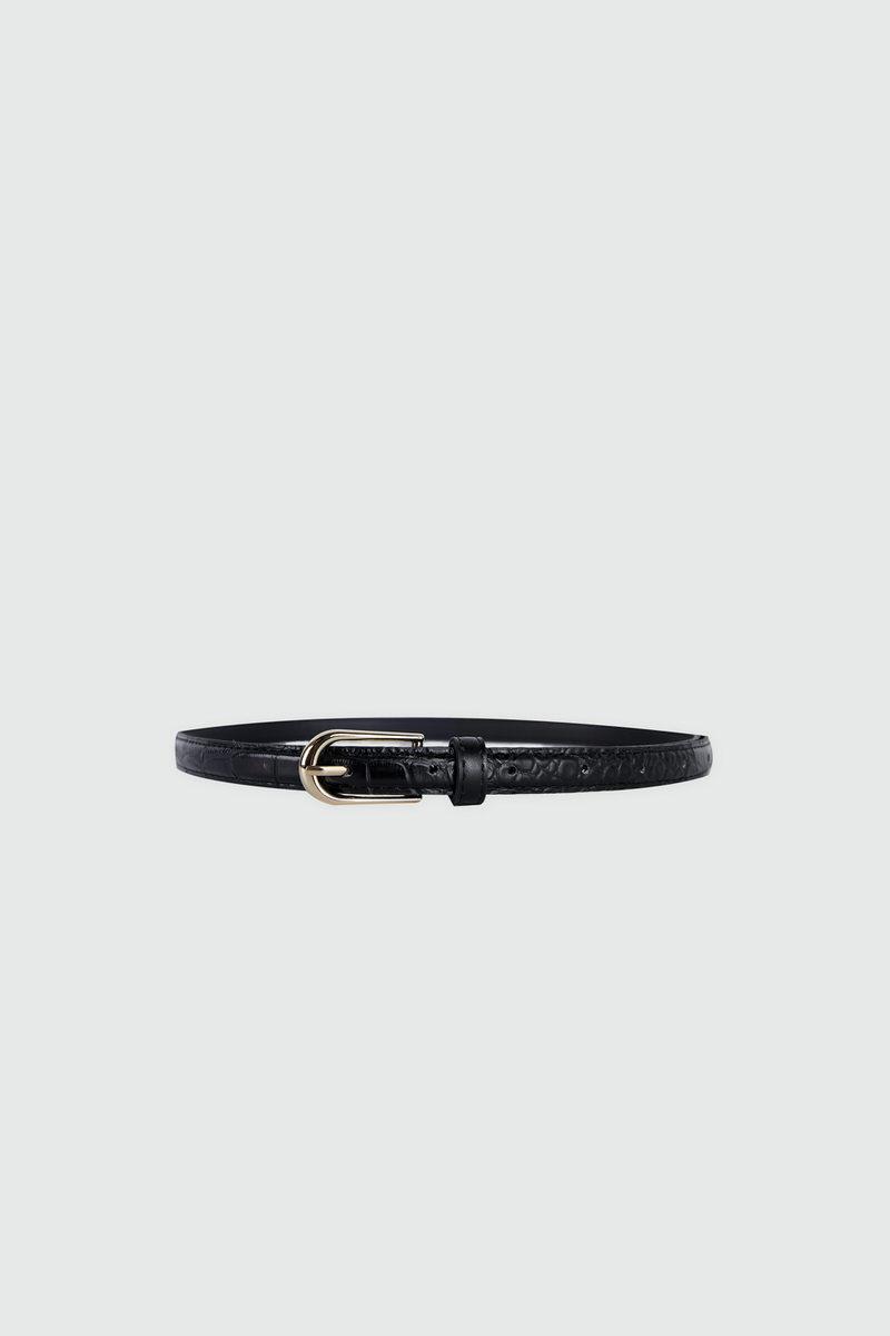 Belt J016 Black 3