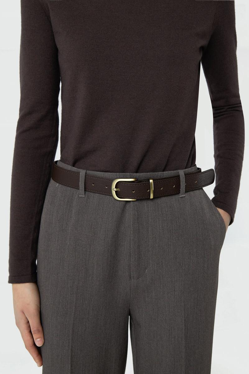 Belt J017 Brown 1