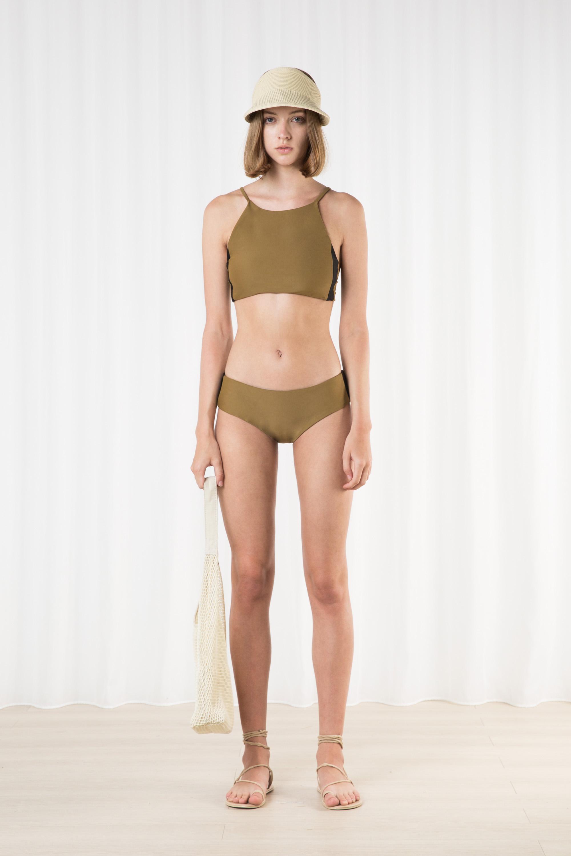 Bikini Bottom 2204 Olive 1