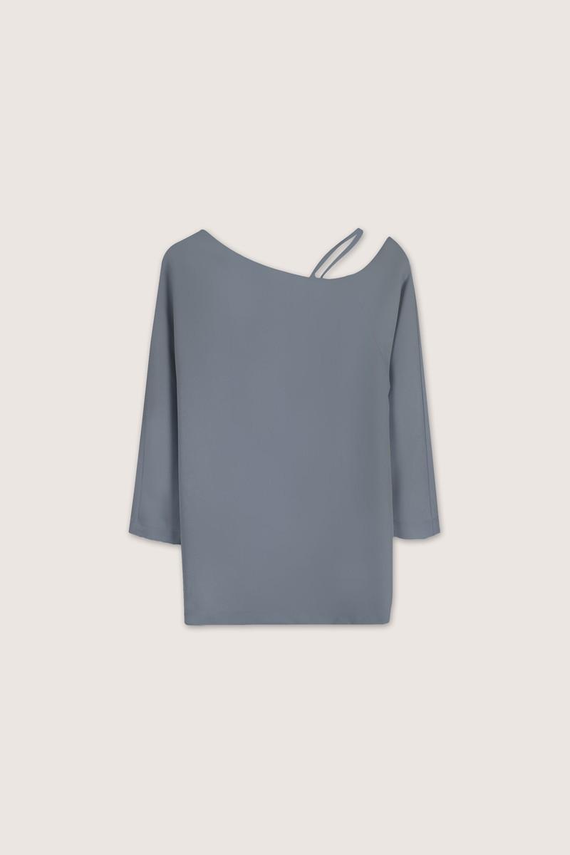 Blouse 1569 Gray 9