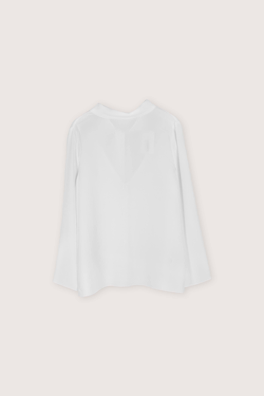 Blouse 2042 White 5