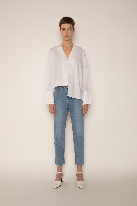 Blouse 2080 White 1