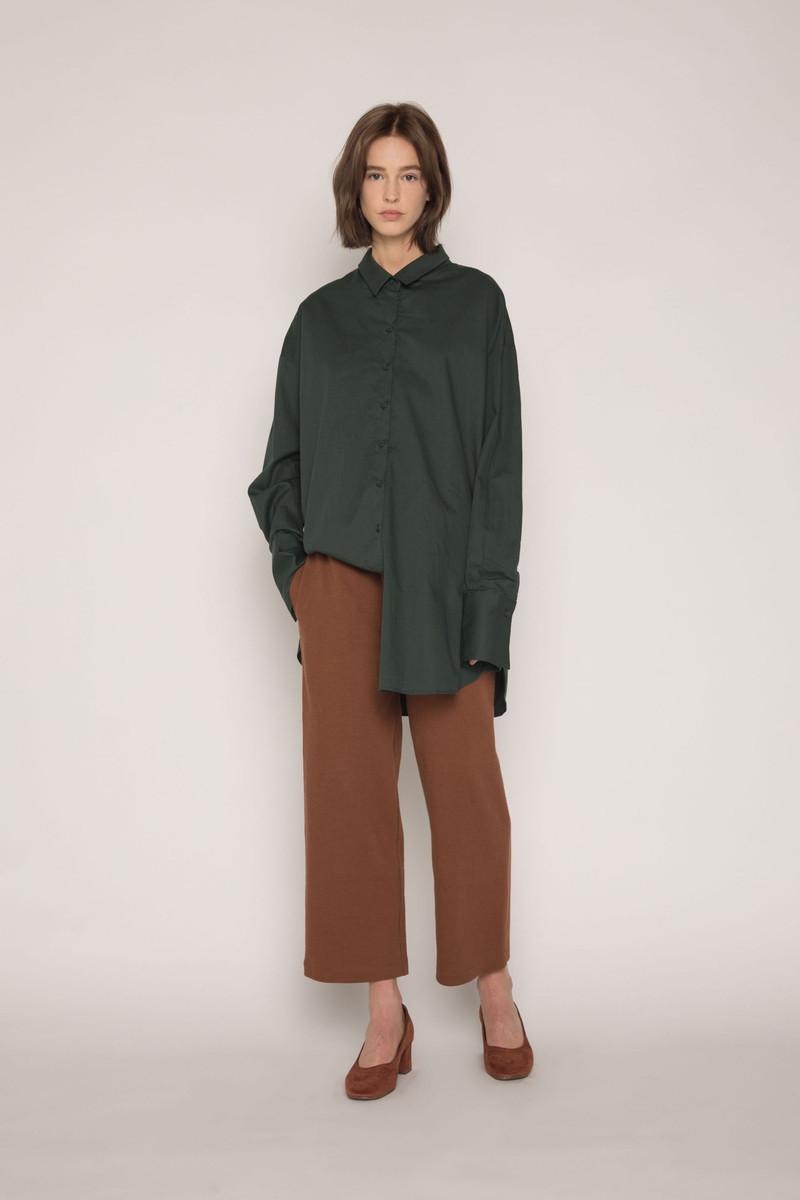 Blouse H309 Green 1