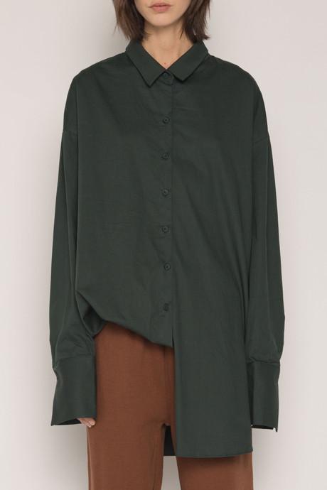 Blouse H309 Green 2