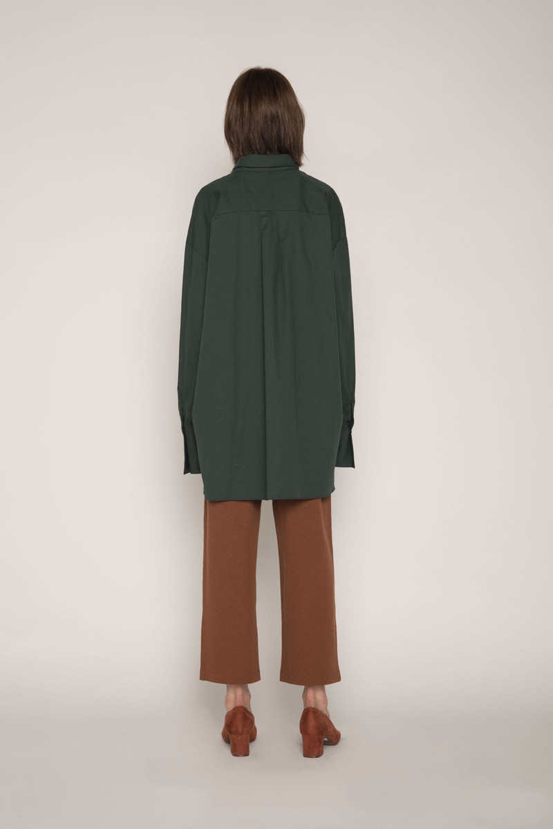 Blouse H309 Green 6