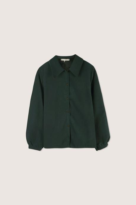 Blouse H363 Green 7