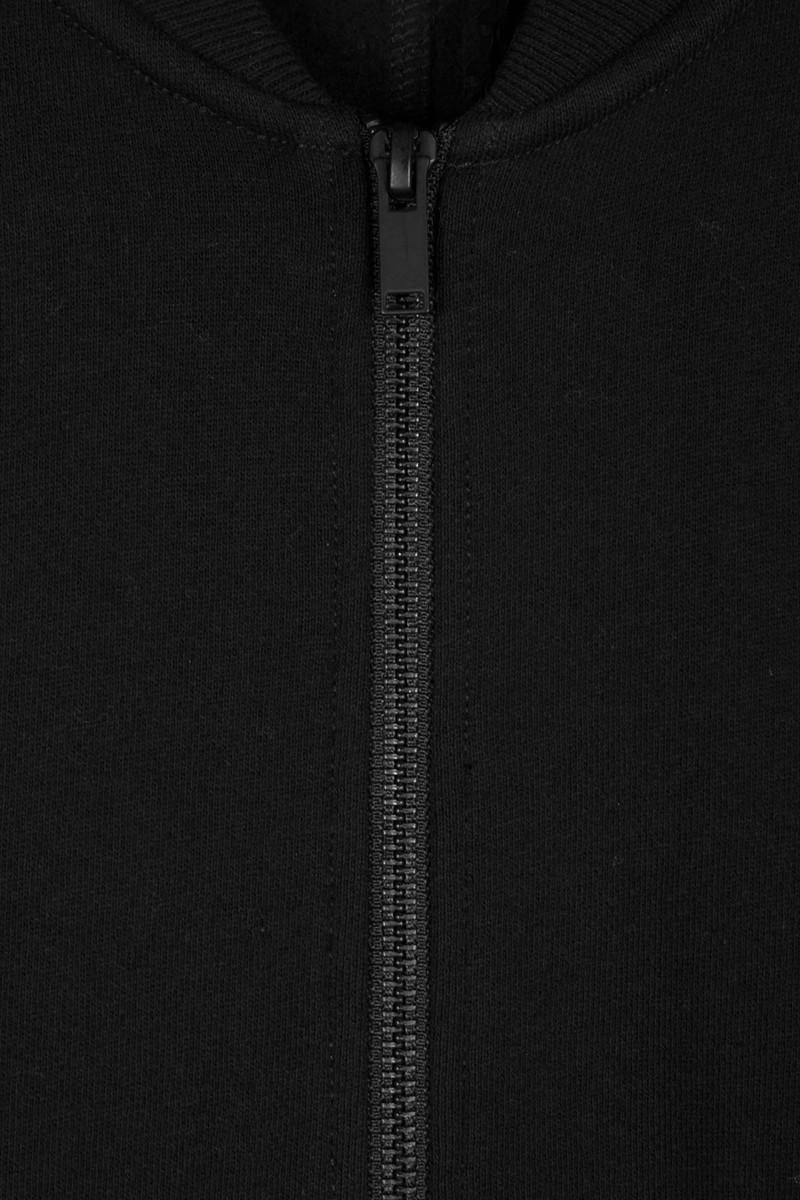 Bomber Jacket 1611 Black 6
