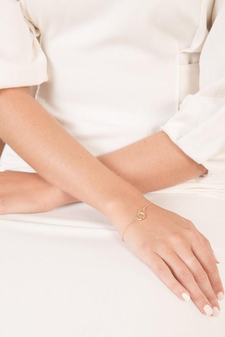Bracelet 2546 Gold 1