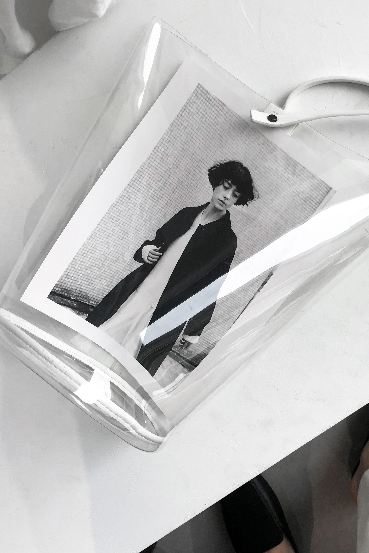 Bucket Bag 3350 Clear 1