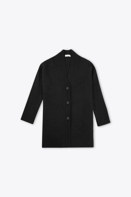 Cardigan 2501 Black 7