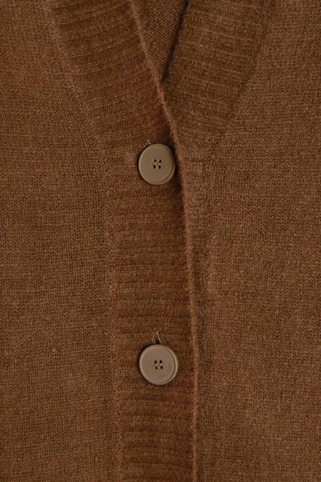 Cardigan 2501 Brown 10