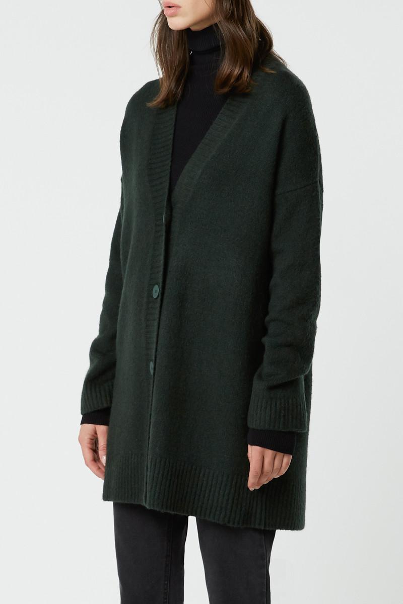 Cardigan 2501 Green 2