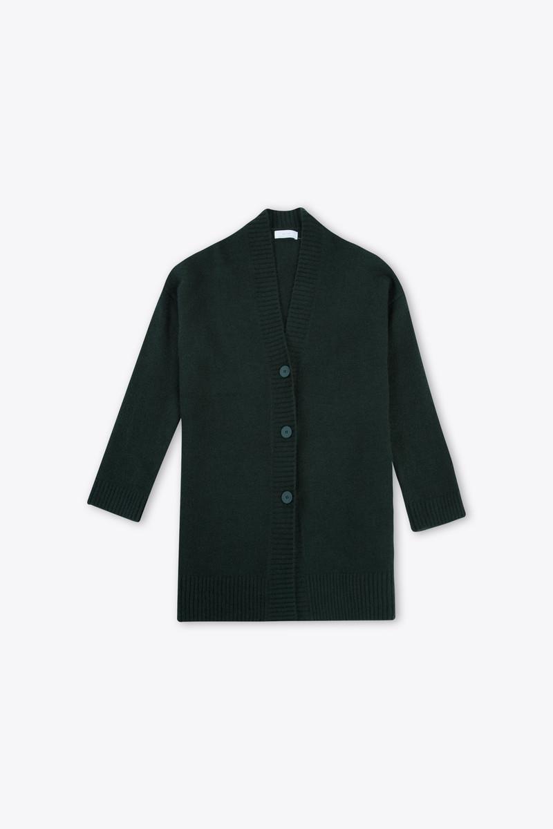 Cardigan 2501 Green 5