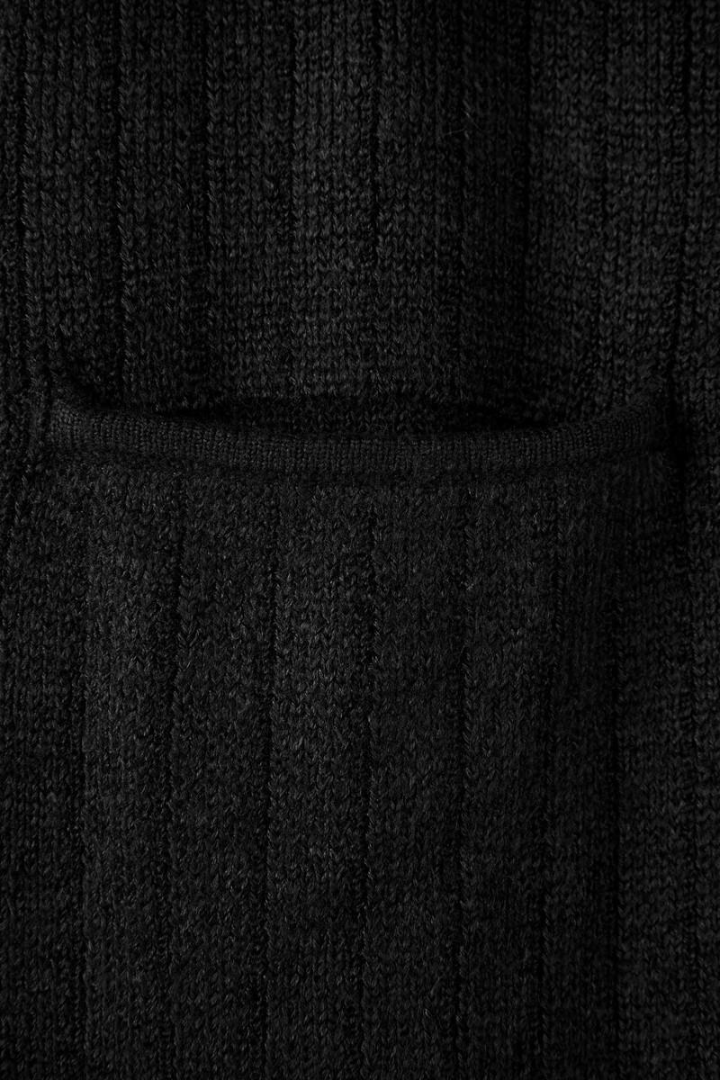 Cardigan 2600 Black 10