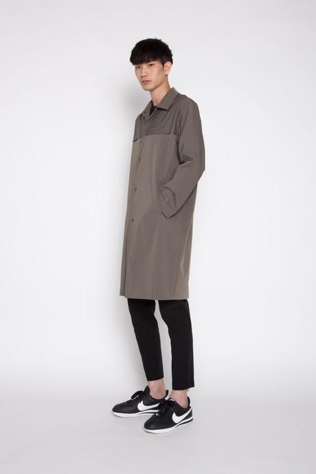 Coat 1139 Taupe 2
