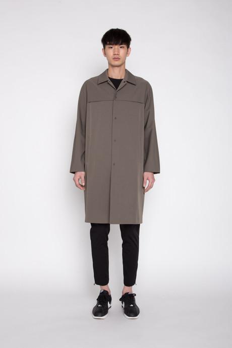 Coat 1139 Taupe 3