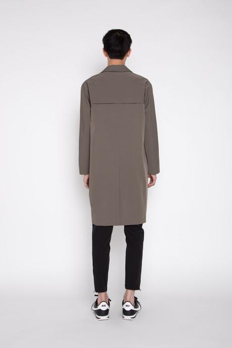 Coat 1139 Taupe 4