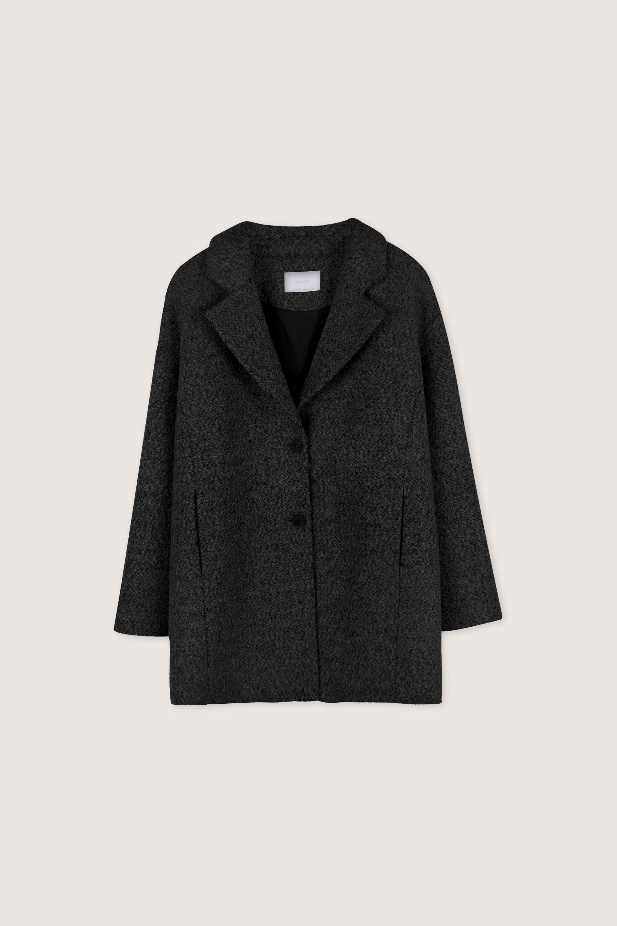 Coat 1527 Dark Gray 7