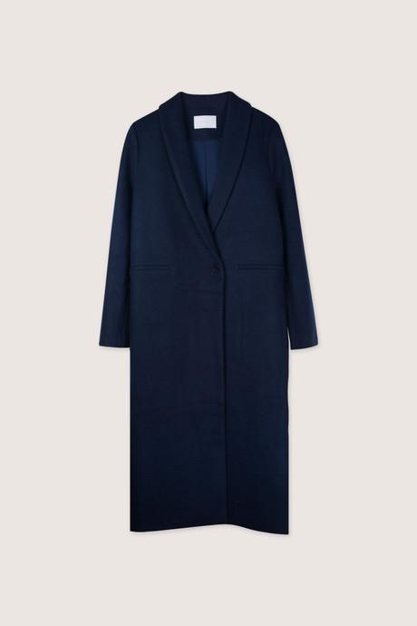 Coat 1528 Blue 9