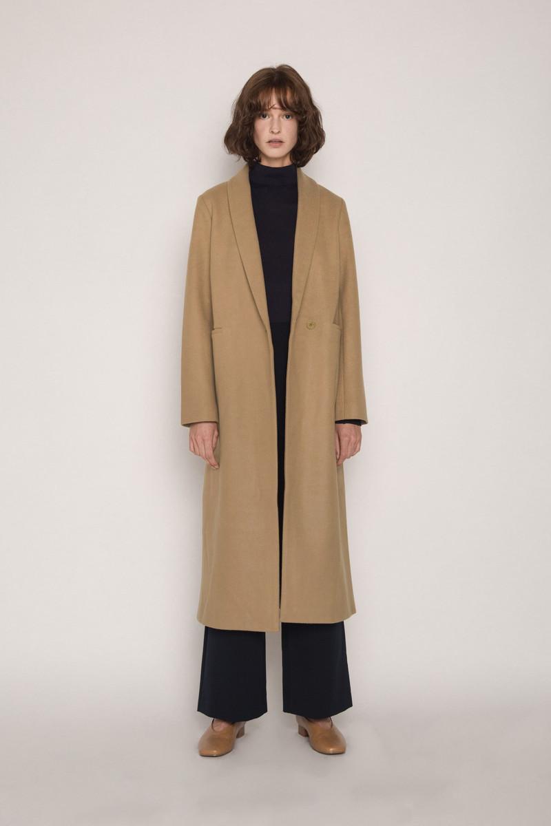 Coat 1528 Camel 1