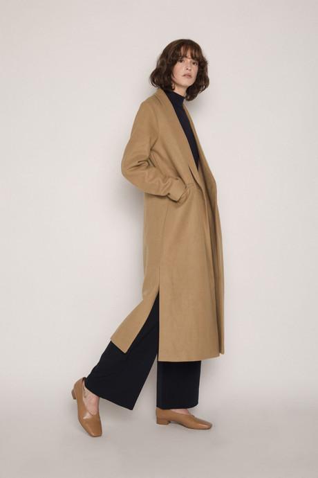Coat 1528 Camel 5