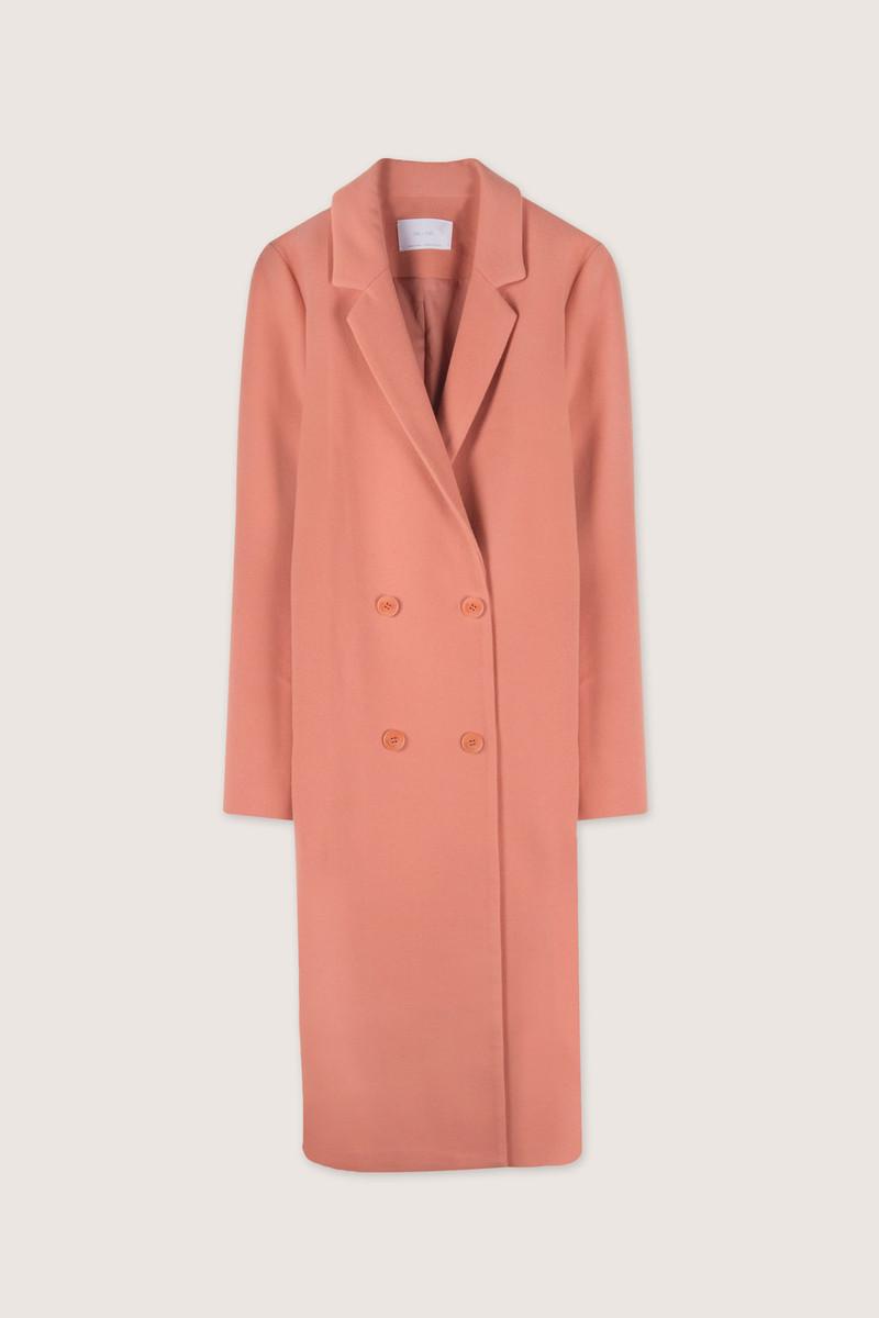 Coat 1529 Salmon 15