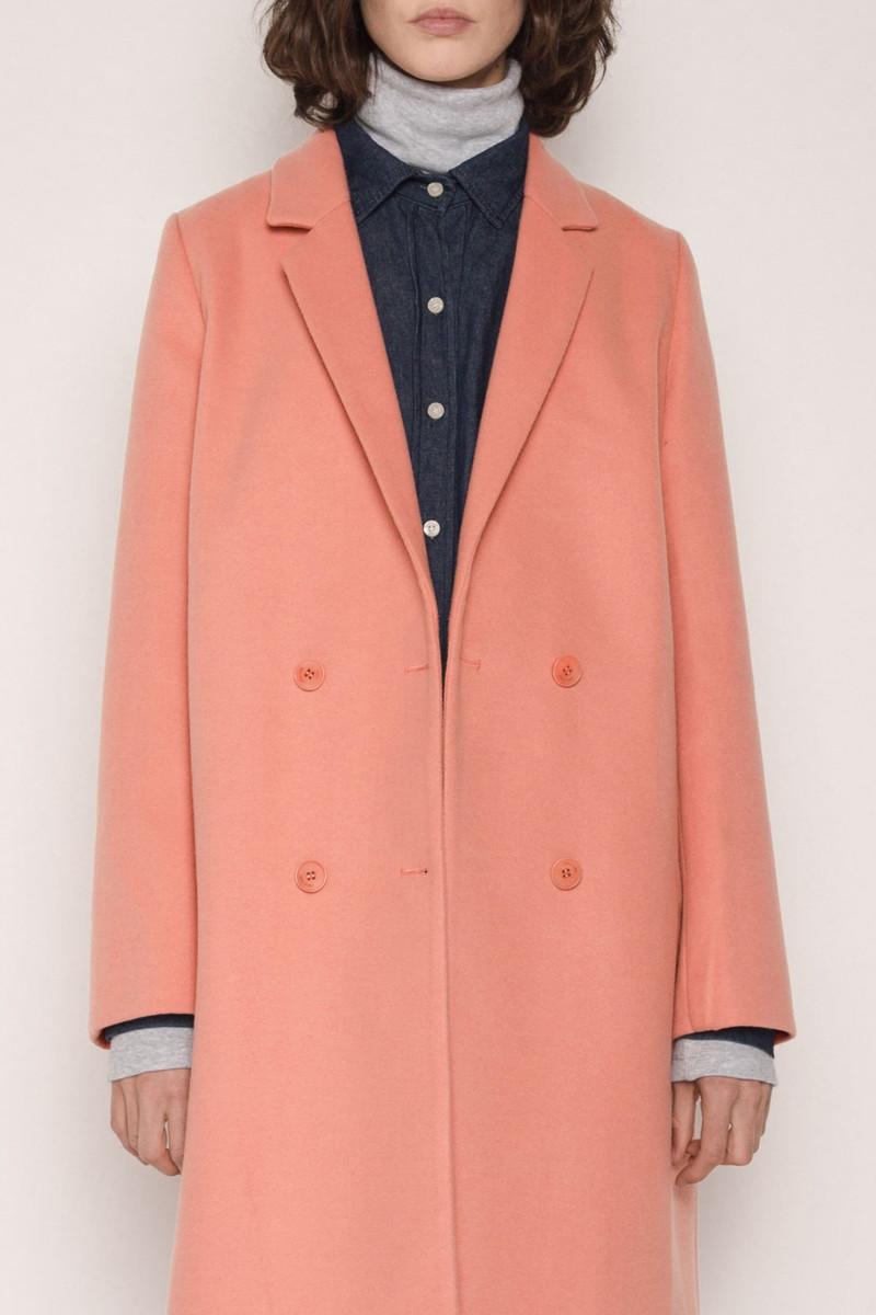Coat 1529 Salmon 2
