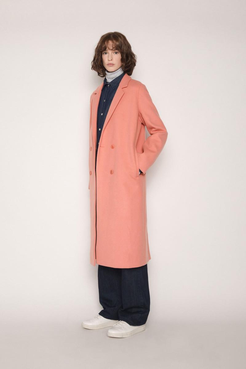 Coat 1529 Salmon 4