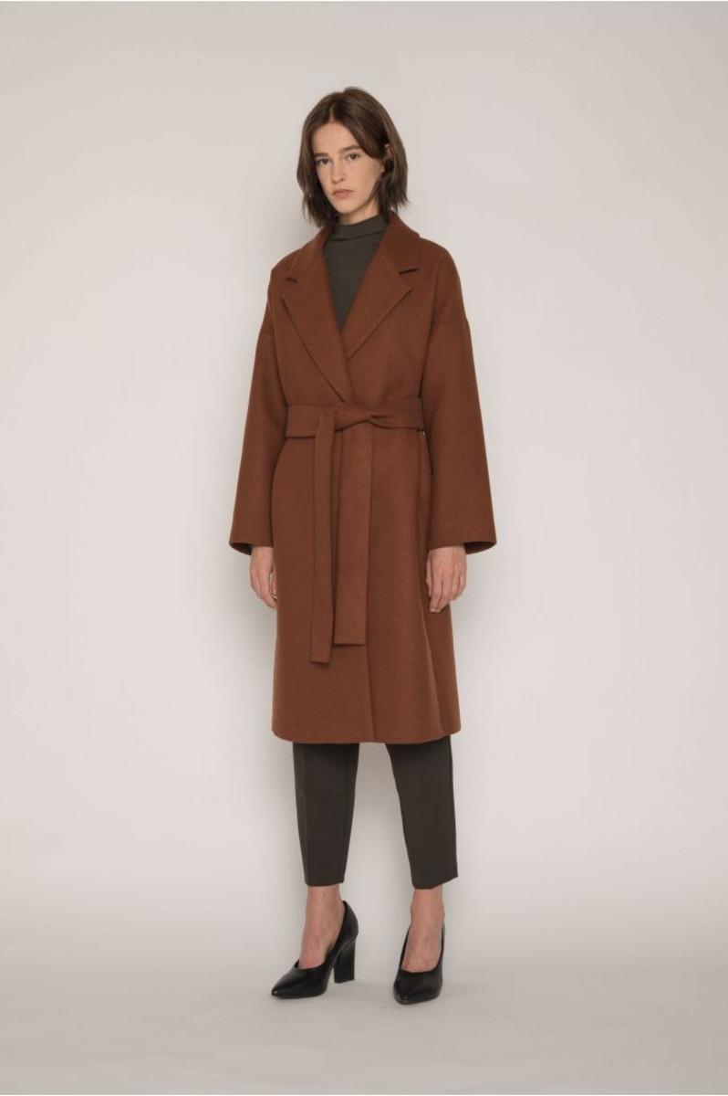 Coat 1658 Clay 1