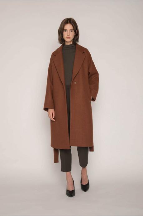 Coat 1658 Clay 3