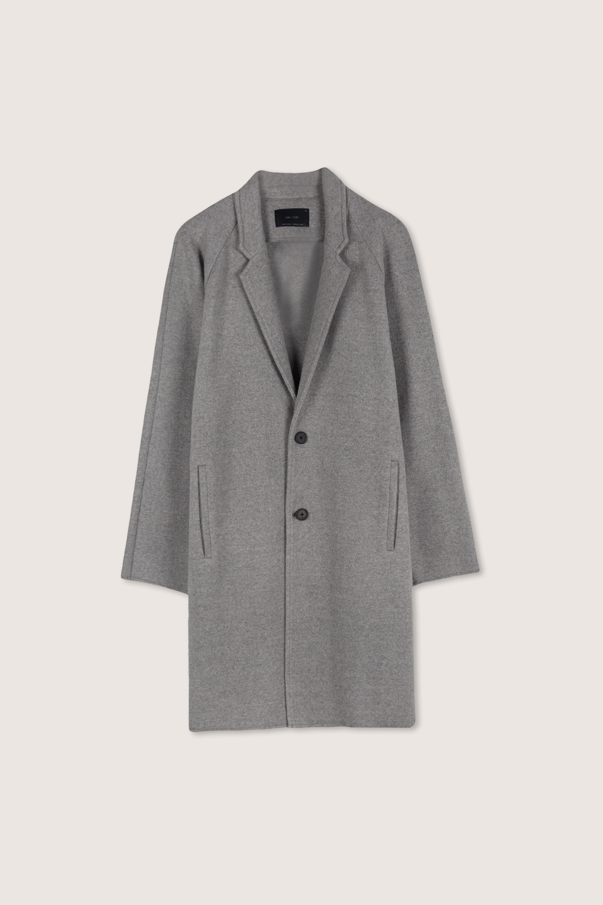 Coat 1768 Gray Mix 7