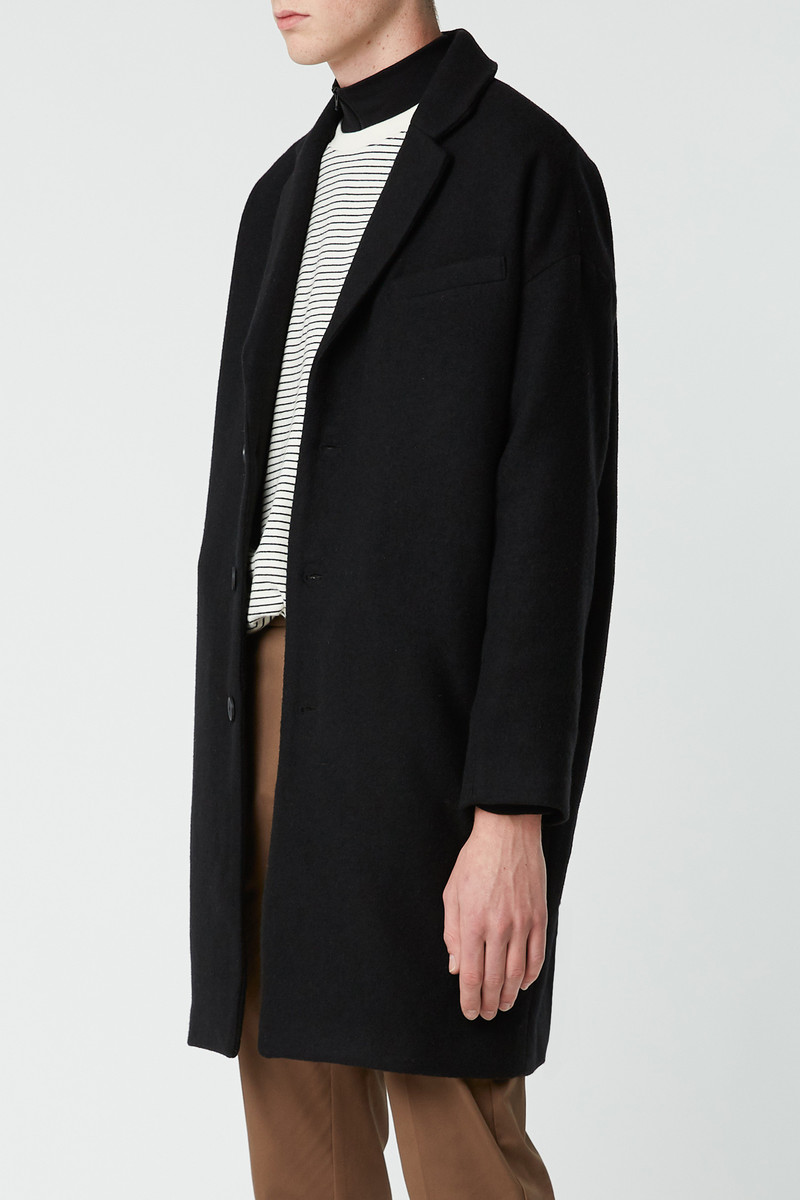 Coat 2479 Black 2