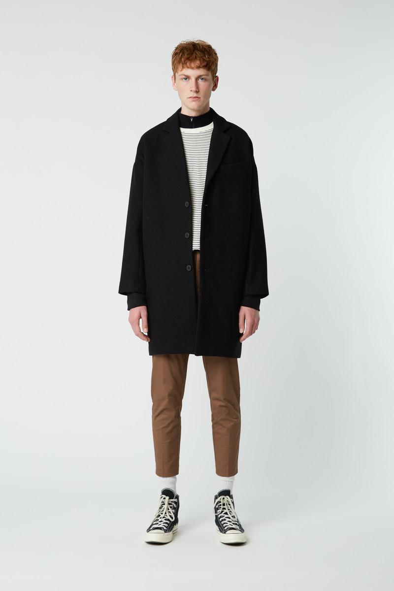 Coat 2479 Black 3