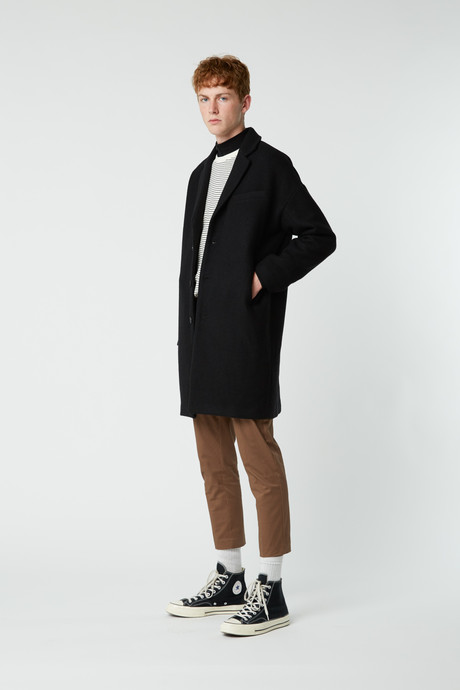 Coat 2479 Black 4