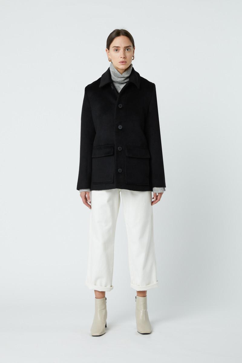 Coat 2493 Black 2