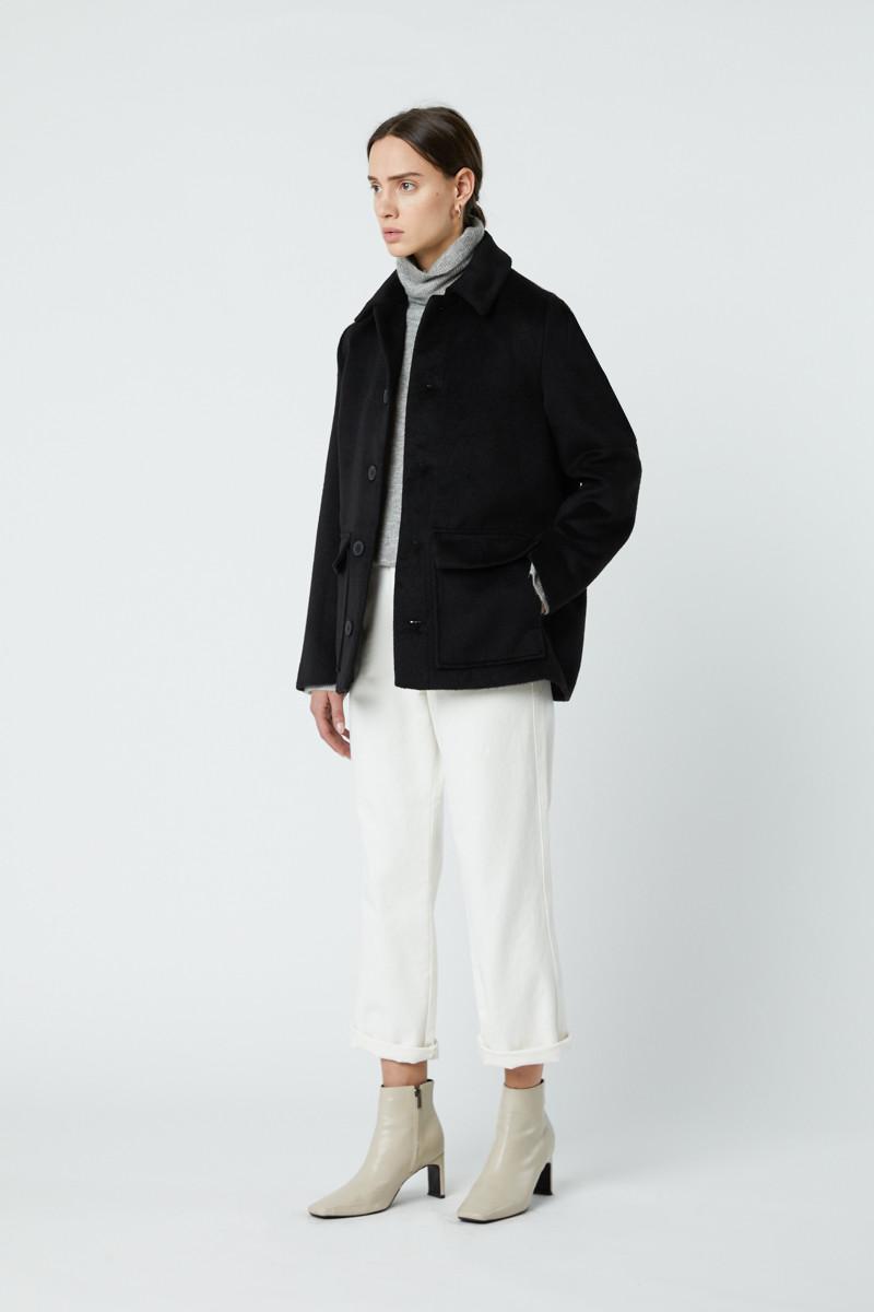 Coat 2493 Black 3