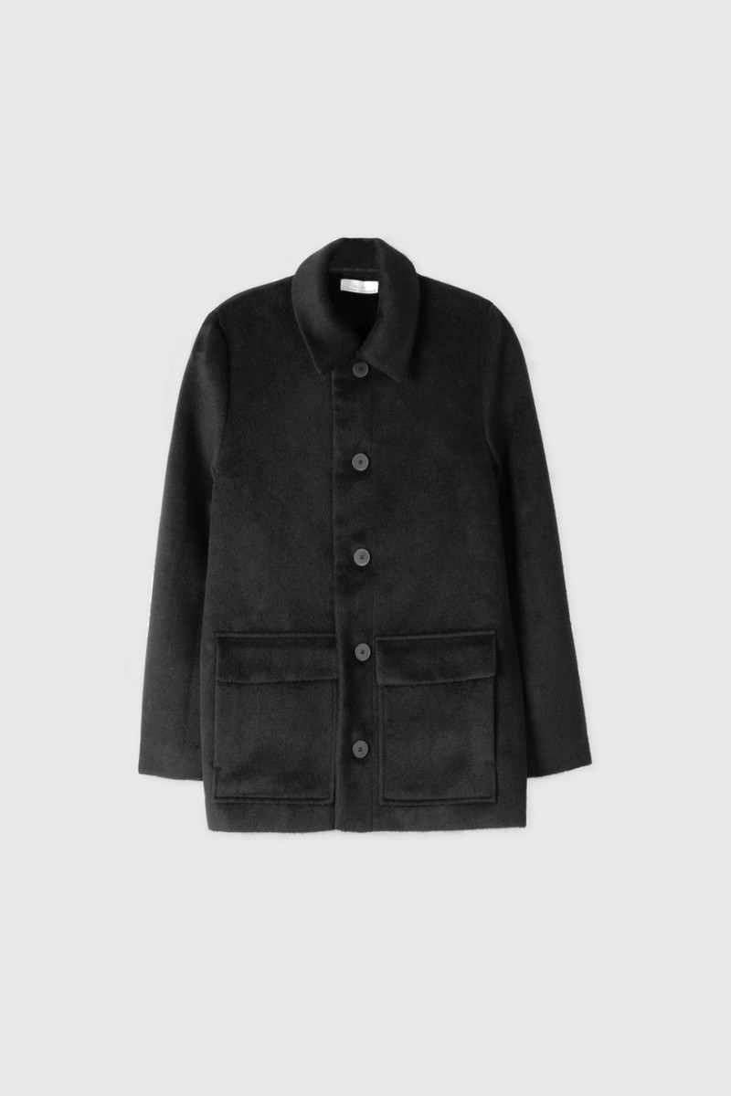 Coat 2493 Black 6