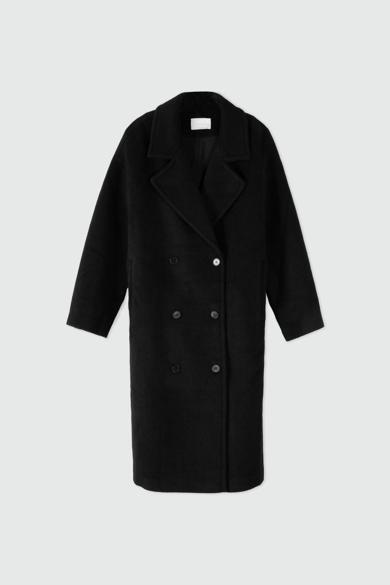 Coat 2616 Black 10