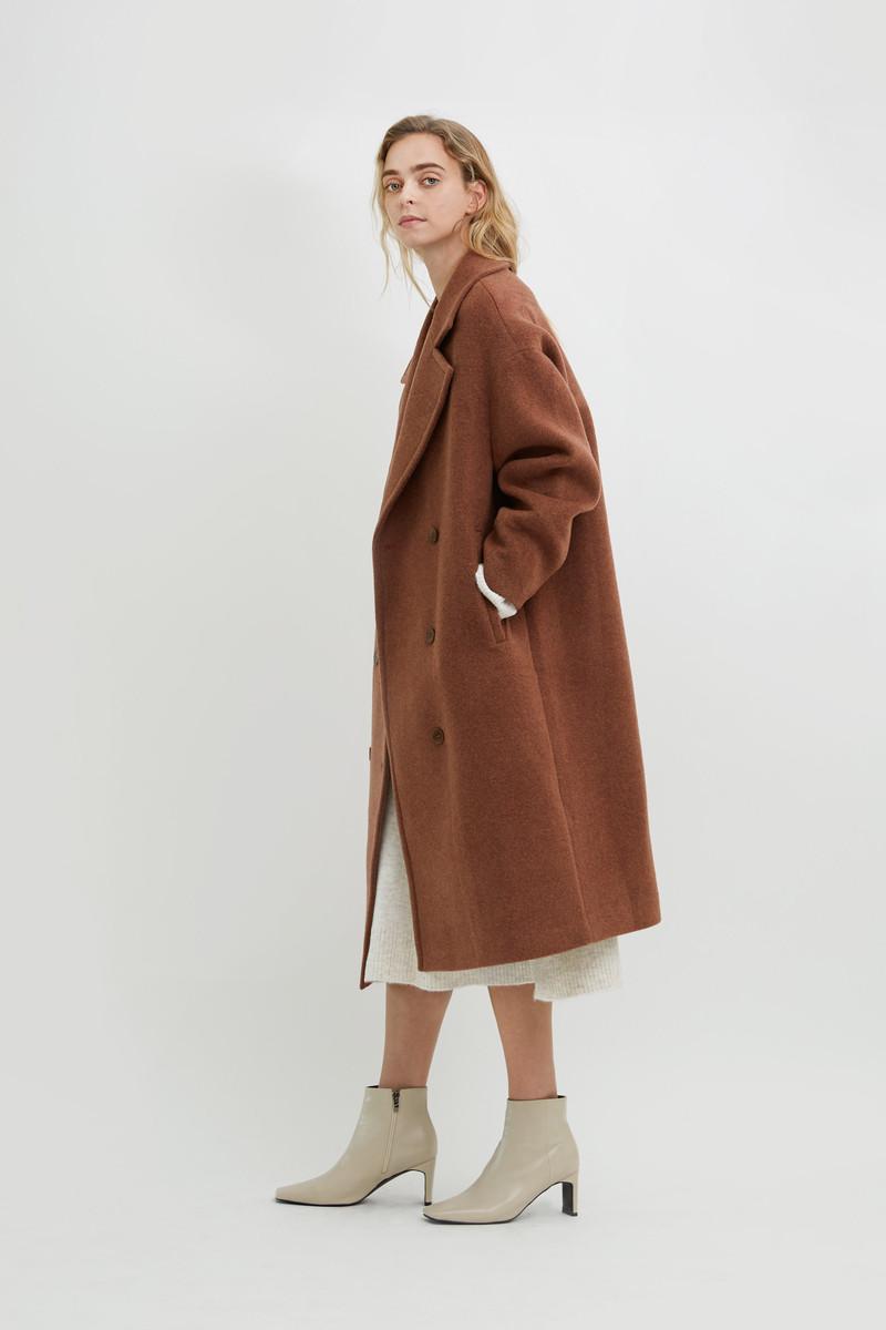Coat 2616 Pink 6