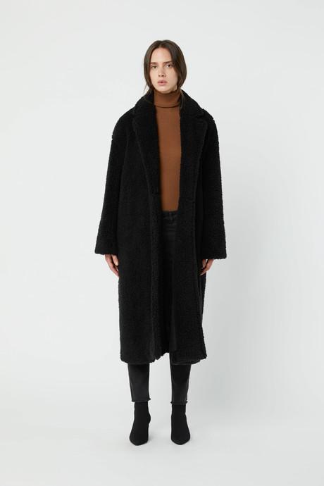 Coat 2694 Black 7