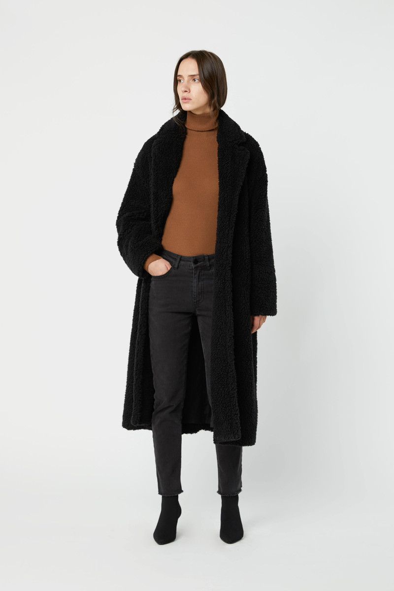 Coat 2694 Black 8