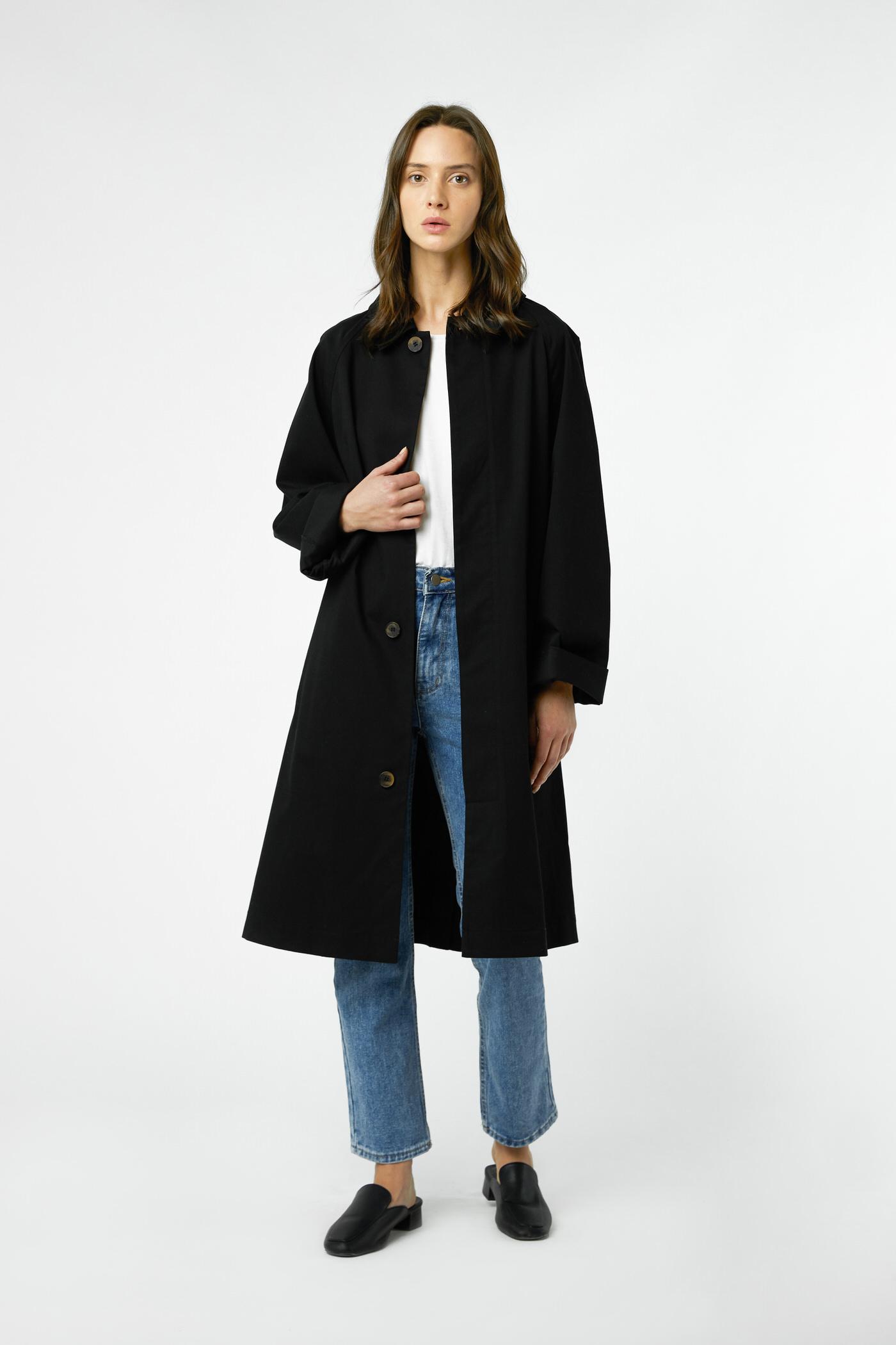 Coat 3402 Black 1