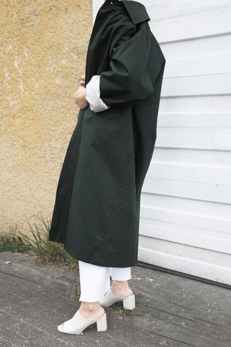 Coat G14 Green 1