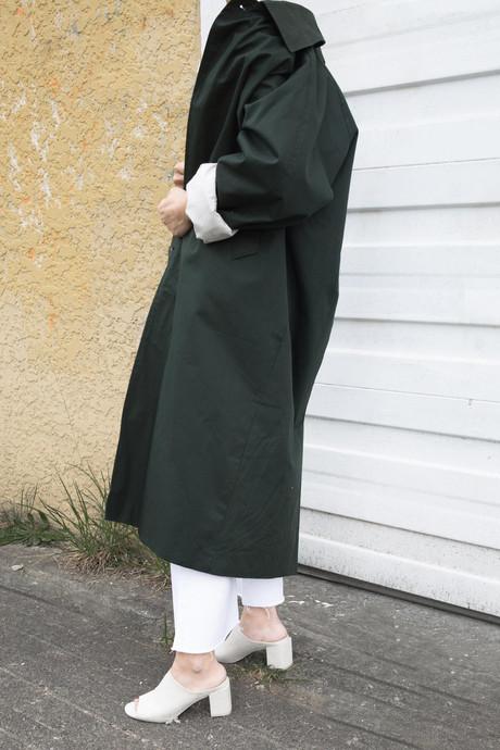 Coat G14 Green 4