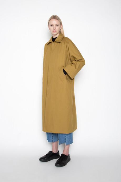 Coat G14 Mustard 5