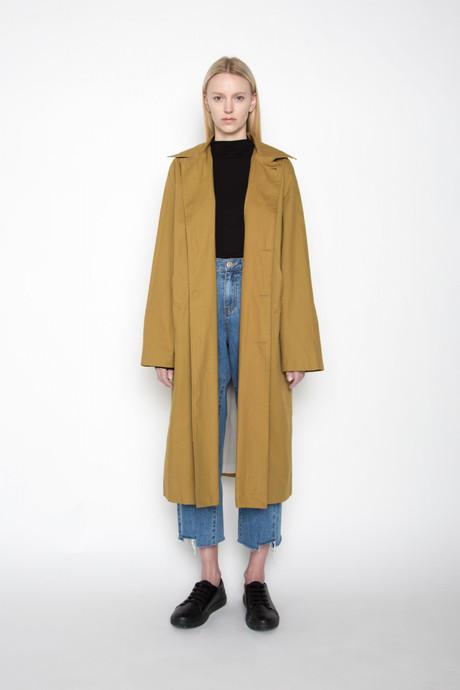 Coat G14 Mustard 7