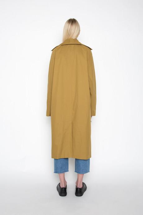 Coat G14 Mustard 8